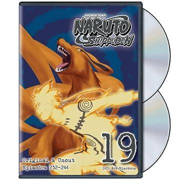 Naruto Shippuden Uncut Set 19