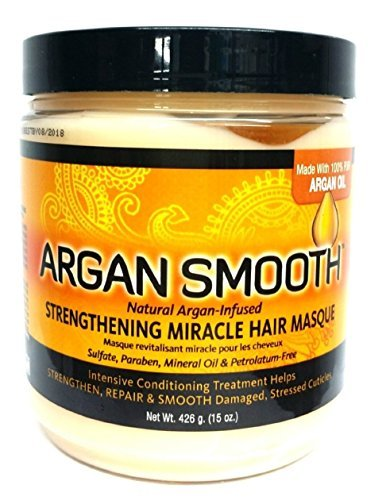 Argan Oil Smooth Strengthening Miracle