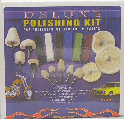 Deluxe Polishing Kit (Enkay 144  Deluxe Polishing Kit)