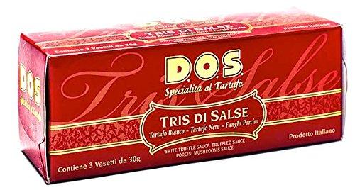 Truffle tris - Salsa de Trufa, Salsa de Trufa blanca, Salsa de Setas 3 x 30g: Amazon.es: Alimentación y bebidas