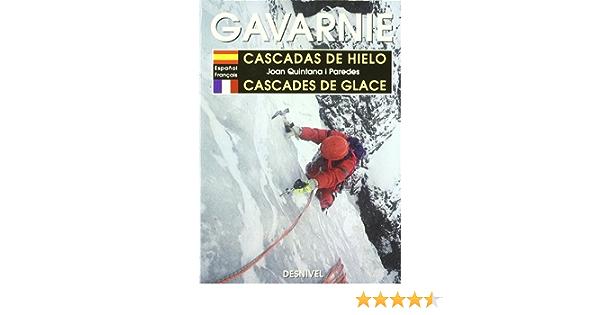Gavarnie cascadas de hielo: Amazon.es: Quintana, Joan: Libros