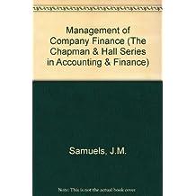 Management of Company Finance