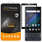 (2 Pack) Supershieldz Designed for BlackBerry (Key2 LE) Tempered Glass Screen Protector, (Full Screen Coverage) Anti Scratch,