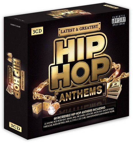 Latest & Greatest Hip-Hop Anthems / Various (Collection Hop Hip)
