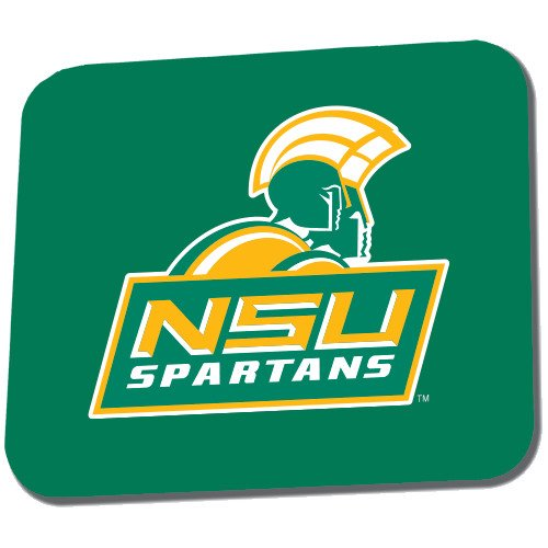 Norfolk State Full Color Mousepad 'Official Logo' by CollegeFanGear