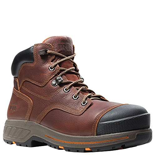 7 Ct Pro Shoe in Dark Timberland US 2E Hd Brown Helix Wp Mens 6 4qB61