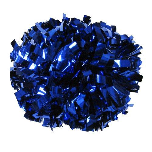 Cheerleading Company Single Royal Blue Metallic 6