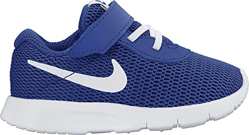 Nike Unisex Baby Tanjun (Tdv) Sneakers Azul (Game Royal / White)