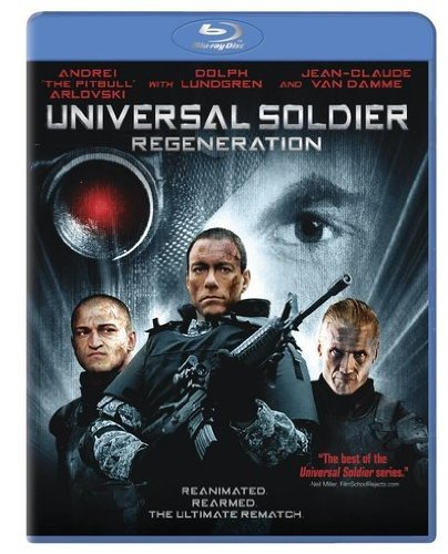 Universal Soldier: Regeneration [Blu-ray] from Sony Pictures Home ENT