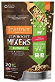 Instinct Freeze Dried Raw Boost Mixers Blends Grain Free Real Beef Recipe All Natural Dog Food Topper by Nature's Variety, 5.5 oz. Bag Review
