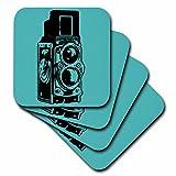 3dRose cst_20708_4 Picture of a Vintage Twin Lens