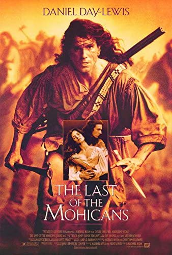 Amazon.com: The Last of the Mohicans POSTER Movie (27 x 40 Inches ...