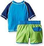 iXtreme Boys' Toddler Printed Rashguard Sets, Surf