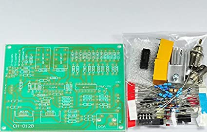 Transistor Curve Tracer adapter XY Oscilloscopes 2 ranges Bias [Unassembled  kit]
