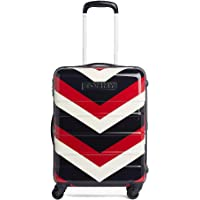 Tommy Hilfiger Tommy 20 Inch Case Luggage One Size Chevron Corporate (AU0AU00276904)