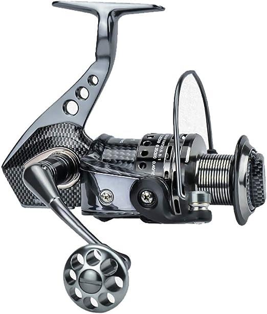 SH-yxl Spinning Fishing Reel 13 + 1 rodamientos de Bolas Izquierda ...