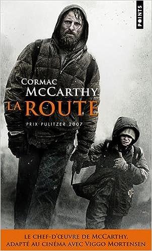 """Résultat de recherche d'images pour """"La route de Cormac McCarthy livre"""""""