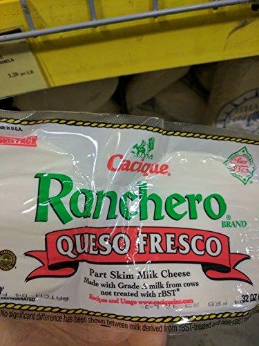 Cacique Ranchero Queso Fresco 2 Lb (3 Pack) by Cacique (Image #1)