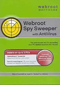 Spy Sweeper W/ Av 3u DVD Case W/ 3cds