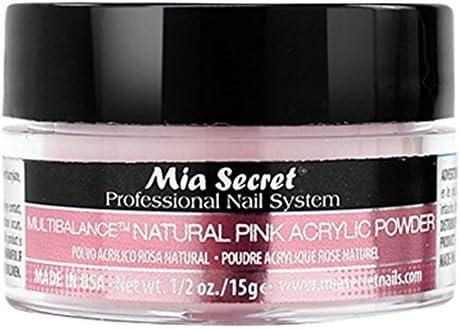 Mia Secret, Líquido y polvos acrílicos para manicura y pedicura ...
