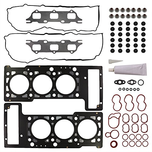 Chrysler Concorde Set - Head Gasket Set Kit Engine Cylinder Fit HS9514PT1 for Chrysler Concorde Sebring Dodge Intrepid Stratus 2001 2002 2003 2004 2005 2006 V6 2.7L by DOICOO