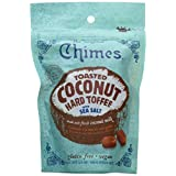 Chimes Toasted Coconut Toffee With Sea Salt, 100 g