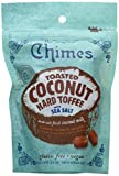 Chimes Toasted Coconut Toffee with Sea Salt Candy 3.5 Oz. - Pack of 3