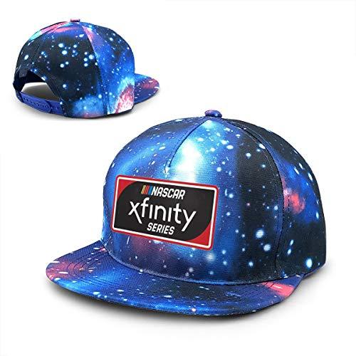 Mens Hat NASCAR Xfinity Series Logo 2019 Baseball Caps Blue -