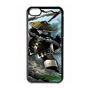 Chen Stormstout iPhone 5c Cell Phone Case Black yyfabb-133404