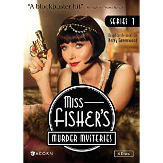 Miss Fisher's murder mysteries. Series 1