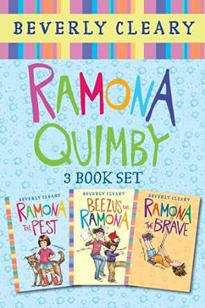 Ramona 3-Book Collection: Ramona the Pest, Beezus and ...