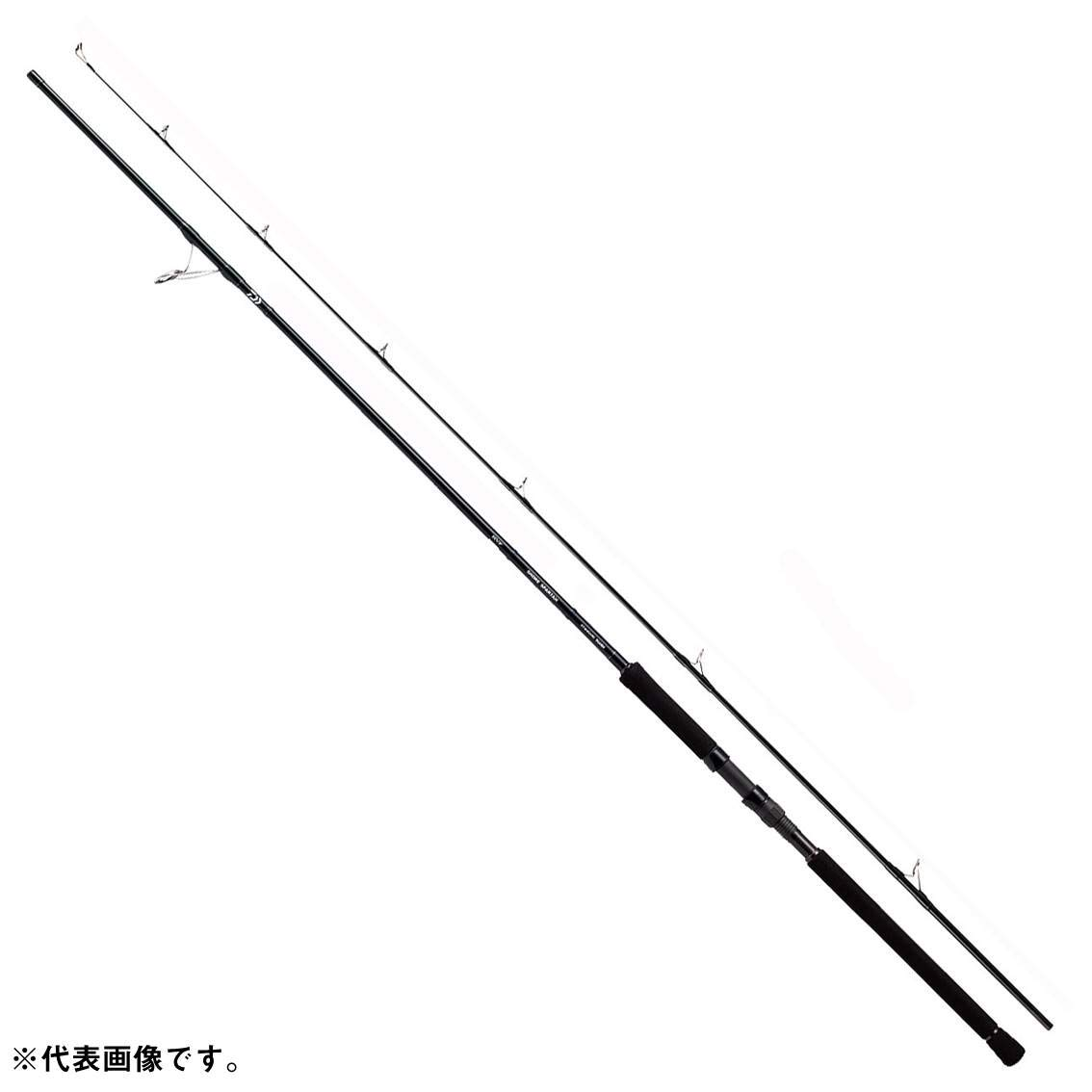 ダイワ(Daiwa) ショアジギングロッド スピニング ショアスパルタン スタンダード 106MH 釣り竿