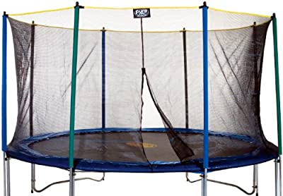 Pure Fun 9114E 14-Foot Trampoline Enclosure by Pure Fun