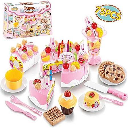 ZT TRADE Pastel De Juguetes Kit De Juguete para Tarta De ...