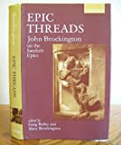 Epic Threads : John Brockington on the Sanskrit Epics, Brockington, John, 0195650255