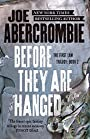 Before They Are Hanged (The First Law Trilogy)