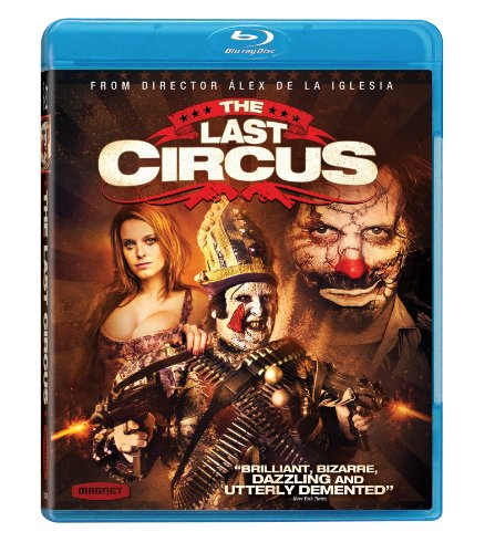 Blu-ray : The Last Circus (Widescreen, AC-3, )