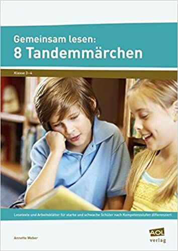 Gemeinsam lesen: 8 Tandemmärchen: Lesetexte und Arbeitsblätter für ...