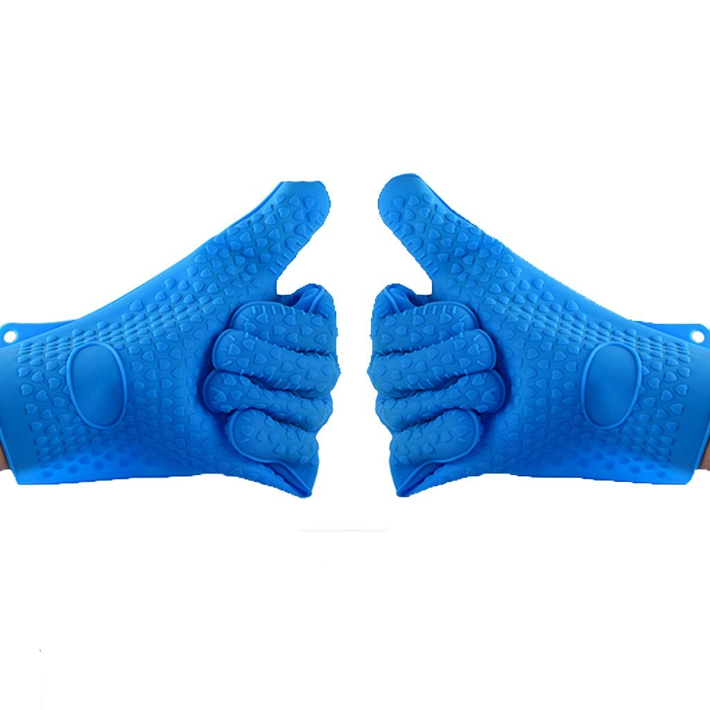 High Temperature Resistant Gloves Silica Gel Microwave/Oven Anti-scalding/Gloves