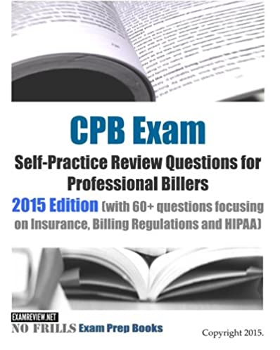 cpb exam self practice review questions for professional billers rh amazon com HIPAA Poster certified hipaa professional (chp) study guide