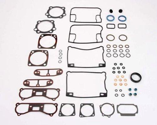 Harley Evo Engine - 92-99 HARLEY FLSTC: Genuine James Gaskets Top End Gasket Kit (Standard)