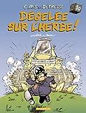 img - for C.R.S = D tresse, tome 10 : D gel e sur l'herbe book / textbook / text book