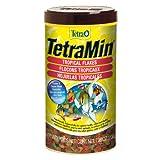 Tetra 77803-02 Min Tropical Flakes, 7.06-Ounce