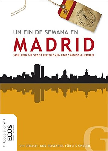 Grubbe Media 93162 - Un fin de semana en Madrid