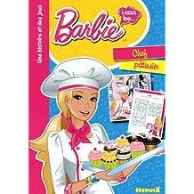 barbie, i can be ; une histoire et des jeux - chef patissier