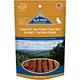 Blue Ridge Naturals Peanut Butter Coated Sweet Tater Fries, 5 oz. Review