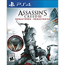 Assassin's Creed III: Remastered - PlayStation 4 - Ultimate Edition