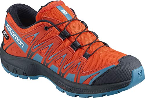 Blazer fjord Scarpe Unisex bambini Blu J Tomato Pro Cswp navy 3d Xa Cherry Running Da Trail Salomon q4w6FC