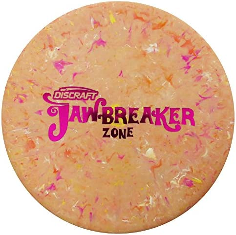Discraft Jawbreaker Zone Putt and Approach Golf Disc [Colors May Vary]