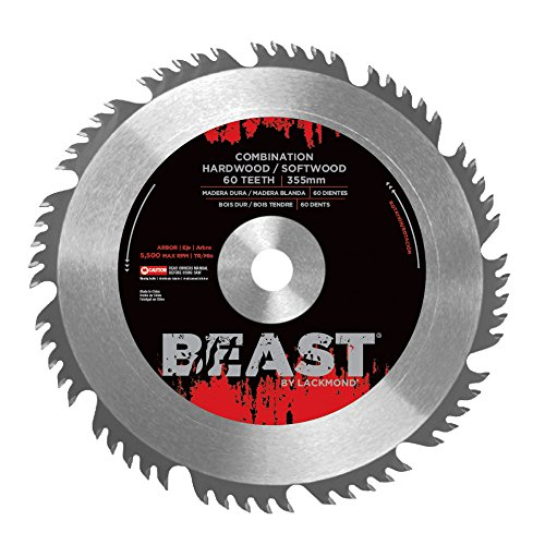 Lackmond Beast Combination Saw Blades - 10